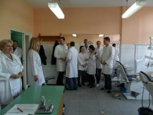 Наставна база Медицинског факултета Ниш