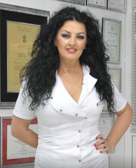 prof.dr Julija Radojičić